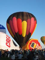 Albuquerque International Balloon Fiesta 2004